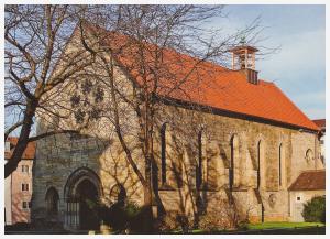 Die alt-katholische Kirche St. Katharina in Stuttgart. Foto: James Palik