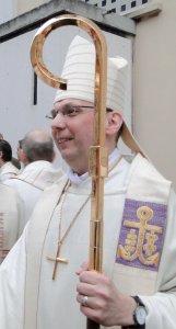 Kommt im November zur Firmung: Bischof Dr. Matthias Ring