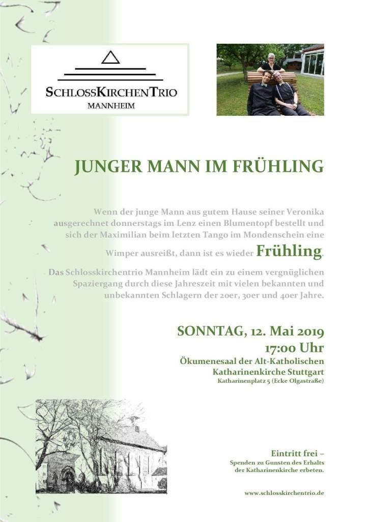 Konzert Schlosskirchentrio