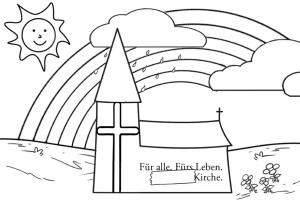 Regenbogenkirche